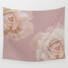 DUSKY ROSE Wall Tapestry