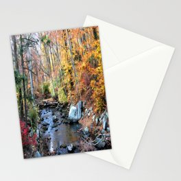 Autumn Woodlands Stationery Cards