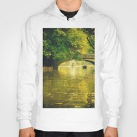 rowing Hoodies featuring Rowing by nature by Eduard Leasa Photography