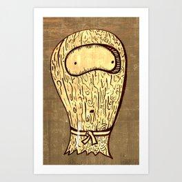 Ninja For Dummies Art Print