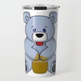 Hunny Bear Travel Mug