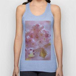 Sakura - Cherryblossom - Cherry blossom - Pink flowers Unisex Tank Top