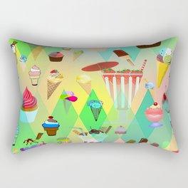 ice crim Rectangular Pillow