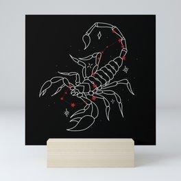 Scorpios Mini Art Print