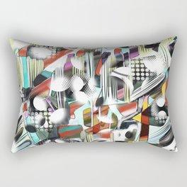 Vagueness Rectangular Pillow