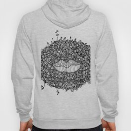 Mouthing Hoody