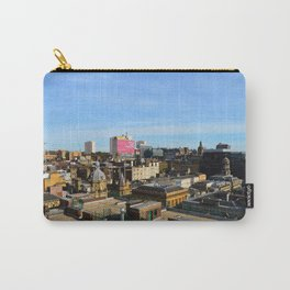 People Make Glasgow Carry-All Pouch