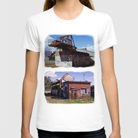 western T-shirts featuring Western Power by Vladnev