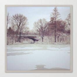 A Brooklyn Bridge Canvas Print