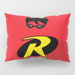 Robin Super Hero Pillow Sham