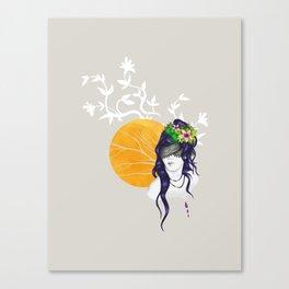 Dream Transcending Canvas Print
