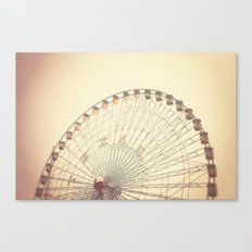 Texas Star Canvas Print