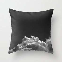 Sky effervescence Throw Pillow