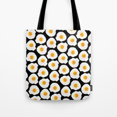with bread and butter Tote Bag