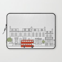 London houses Laptop Sleeve