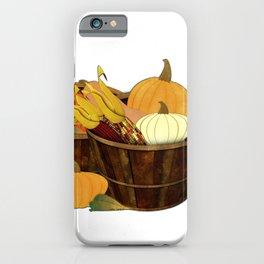 The Splendor of Autumn iPhone Case