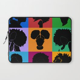 FOR COLORED GIRLS COLLECTION COLLAGE Laptop Sleeve