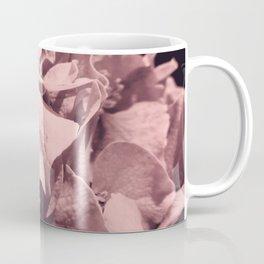 Vintage Hydrangeas Coffee Mug