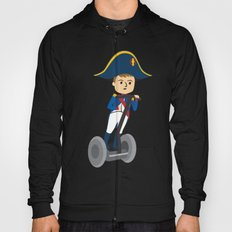Napoleon Segways the Alps Hoody
