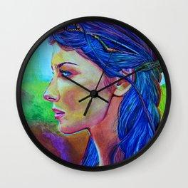 Caitriona Balfe Wall Clock