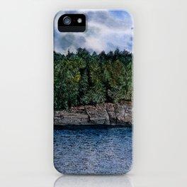 Ottawa River iPhone Case