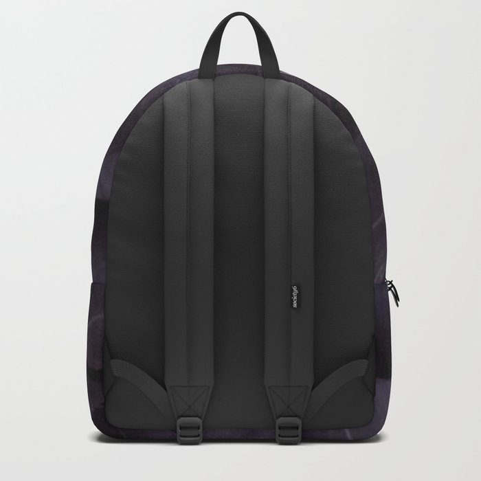 Teal and violet Plumage Backpack