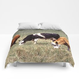Cattle Farm  Comforters
