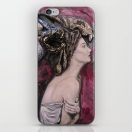 Queen of Shamans iPhone Skin