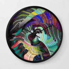 Keys To The Soul Wall Clock