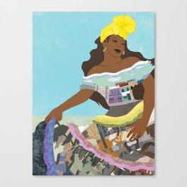 Viva la Cuba! Canvas Print