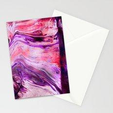 Marbled Garnet Stationery Cards