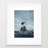 journey Framed Art Prints featuring Journey by Sona