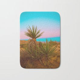 Into Dusk at Joshua Tree Bath Mat