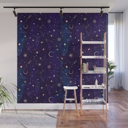 Night of a Thousand Moons Wall Mural
