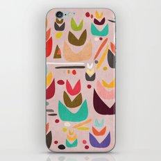 Proud Garden iPhone & iPod Skin