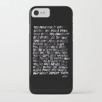 random iPhone & iPod Cases featuring Random by WRDBNR