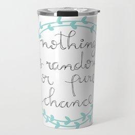 Random Travel Mug