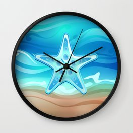 Starfish G219 Wall Clock