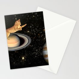 Cat.In.Space. Stationery Cards