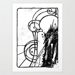 disposable hero Art Print