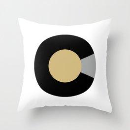 Colorado Logo - Buffaloes Throw Pillow