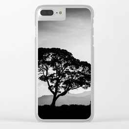 Tree of Wishes Clear iPhone Case