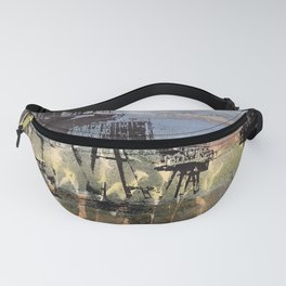 Maunsell Forts Fanny Pack