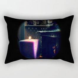 quiet Rectangular Pillow