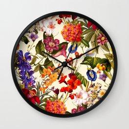 Summer Dreams VII Wall Clock