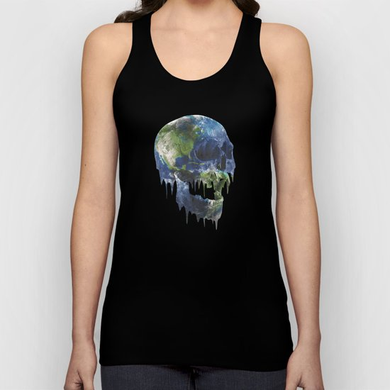 mothers dying Unisex Tank Top