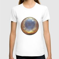 cracked T-shirts featuring Cracked by Ariana Mei