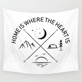 Your travel soul Wall Tapestry