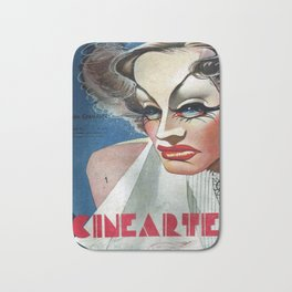 CineArte 1936 Joan Crawford Bath Mat