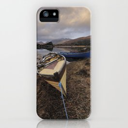 The Boats 3 iPhone Case